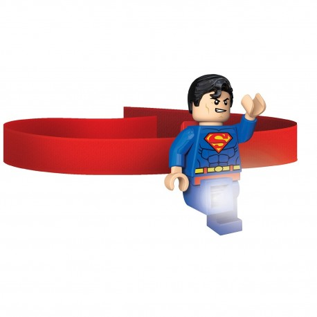 LEGO DC Super Heroes Superman Head Lamp