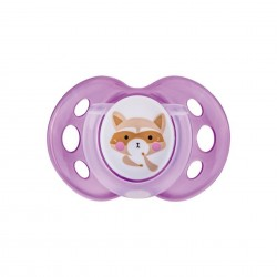 Tommee Tippee Closer to Nature Air Soother 6-18 Months - Purple (1 Pack)