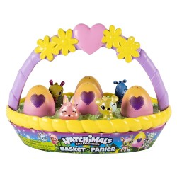 Hatchimals ColleGGtibles Spring Basket 6 Pack Asst