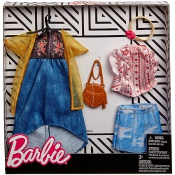 Barbie Urban Boho Fashion