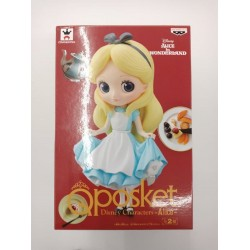 Banpresto Q Posket Disney Character: Alice (Pastel Version)