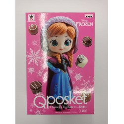 Banpresto Q Posket Disney Characters: Anna (Normal Version)
