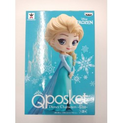 Banpresto Q Posket Disney Characters: Elsa (Normal Version)