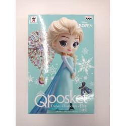 Banpresto Q Posket Disney Characters: Elsa (Pastel Version)