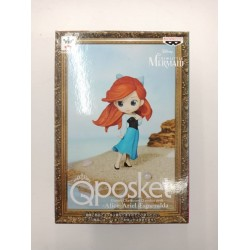 Banpresto Q Posket Petit Disney Characters: Ariel in Blue Dress