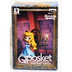 Banpresto Q Posket Petit Disney Characters: Aurora in Blue Dress