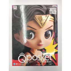 Banpresto Q Posket Disney Characters: Wonder Woman (Red)
