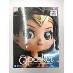Banpresto Q Posket Disney Characters: Wonder Woman (Maroon)