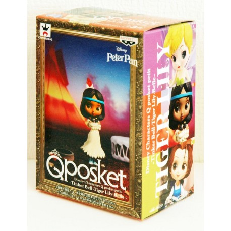 Banpresto Q Posket Petit Disney Characters: Tiger Lily