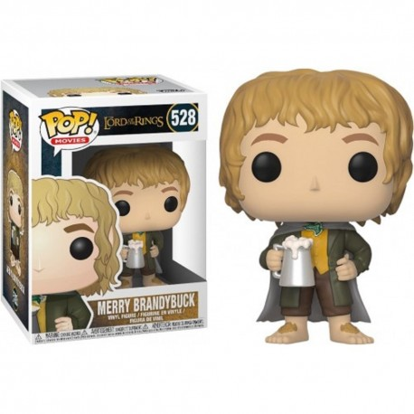 Funko Pop! Movies 528: The Lord Of The Rings - Merry Brandybuck