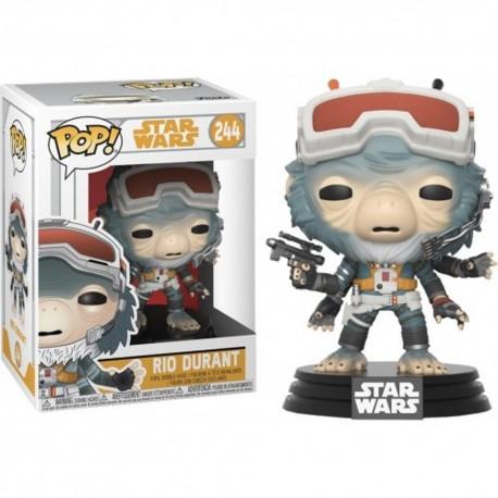 Funko Pop! Star Wars 244: Solo - Rio Durant
