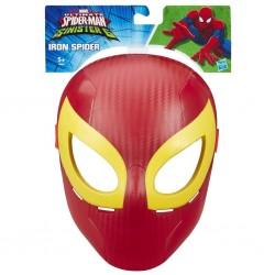 Marvel Ultimate Spiderman vs Sinister 6 - Iron Spider Mask