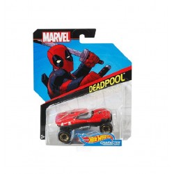 Hot Wheels Marvel Deadpool Vehicle