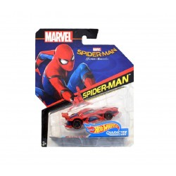 Hot Wheels Marvel Spiderman - Homecoming Spiderman Vehicle