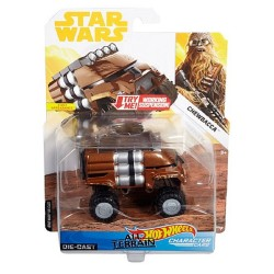 Hot Wheels Star Wars Chewbacca Vehicle