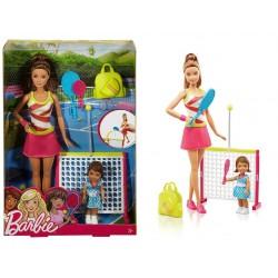 Barbie Tennis Coach