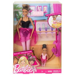 Barbie Ballet Instructor