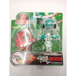 Turning Mecard Mothton Mecardimal Figure