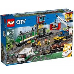 LEGO City 60198 Cargo Train