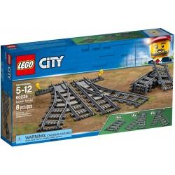 LEGO City 60238 Switch Tracks