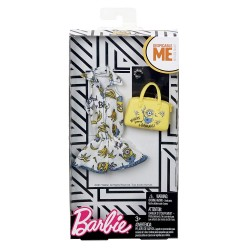 Barbie Despicable Me White Banana Jumper Fashion