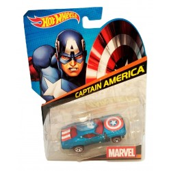 Hot Wheels Marvel Captain America Vehicle