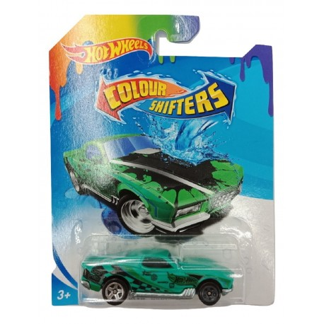 Hot Wheels Color Shifters BLVD. Bruiser Vehicle