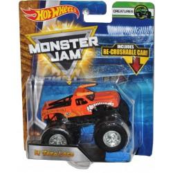 Hot Wheels Monster Jam El Toro Loco Vehicle - Orange