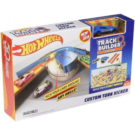 Hot Wheels City Track Builder Custom Turn Kicker