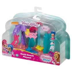 Shimmer and Shine Teenie Genies Genie Beach Playset
