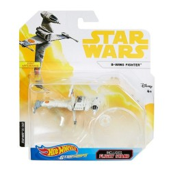 Hot Wheels Star Wars B-Wing Fighter Vehicle