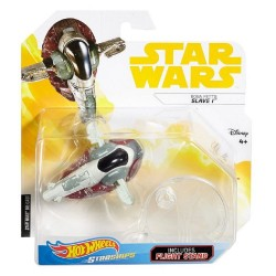 Hot Wheels Star Wars Boba Fett's Slave I Vehicle