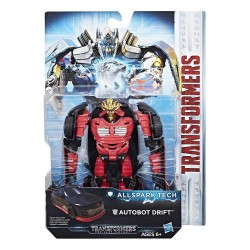 Transformers Allspark Tech Autobot Drift
