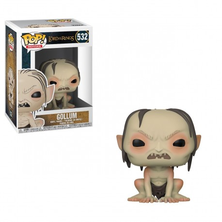 Funko Pop! Movies 532: The Lord of the Rings - Gollum