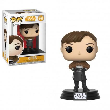 Funko Pop! Star Wars 241: Solo - Qi,Ra