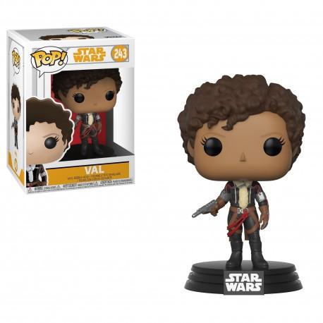 Funko Pop! Star Wars 243: Solo - Val