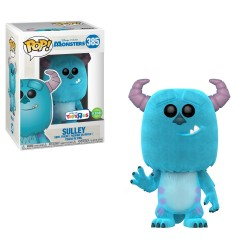 Funko Pop! Disney 385: Monsters Inc. - Sulley (Flocked)
