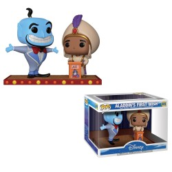 Funko Pop! Disney 409: Movie Moment - Aladdin's First Wish - 2pk