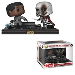 Funko Pop! Star Wars 257: Movie Moments - Rematch on The Supremacy - 2pk