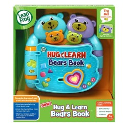 LeapFrog Hug & Learn Bears Book (6 - 36 months)