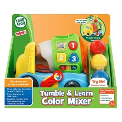 LeapFrog Tumble & Learn Color Mixer (6 - 36 months)