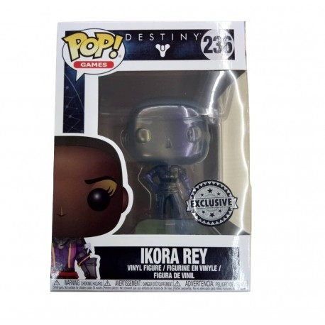 Funko Pop! Games 236: Destiny S2 - Ikora Rey (Exclusive)