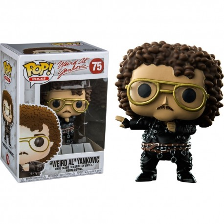 "Funko Pop! Rocks 75: ""Weird Al"" Yankovic (Exclusive)"