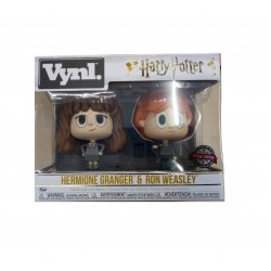 Funko Pop! Vynl: Harry Potter - Hermione Granger & Ron Weasley - 2pk (Special Edition)