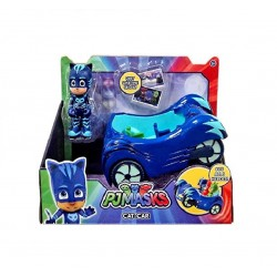 PJ Masks Vehicle Catboy and Cat-Car