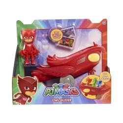 PJ Masks Vehicle Owlette and Owl Glider