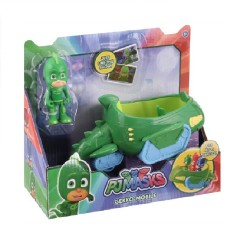 PJ Masks Vehicle Gekko and Gekko-Mobile