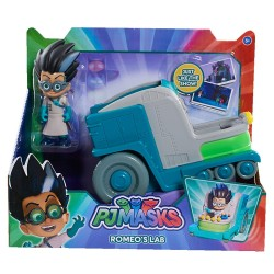 PJ Masks Romeo's Lab Vehicle