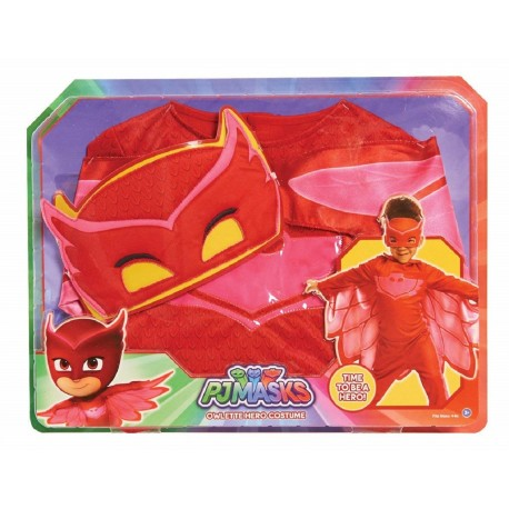 PJ Masks Owlette Hero Dress-Up Set