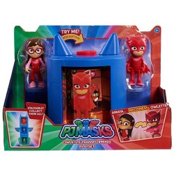 PJ Masks Owlette Transforming Playset
